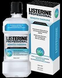 [Thomas Philipps bundesweit] Listerine Professional Sensitiv-Therapie Mündspülung (500 ml) für 1€!