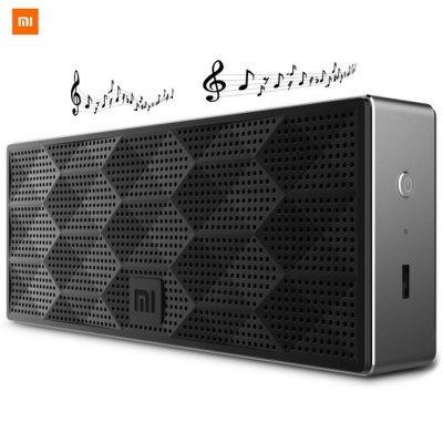 Original Xiaomi Wireless Bluetooth 4.0 Speaker  -  Schwarz