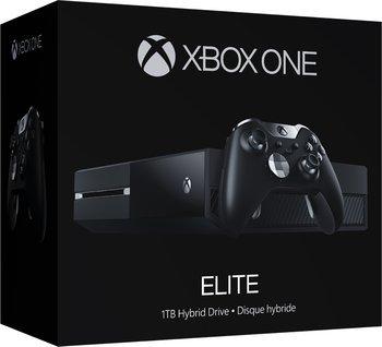 [Saturn + Amazon] Xbox One 1TB Elite (1TB SSHD + Elite Controller) für 424€ versandkostenfrei *** als [WHD] für 387€