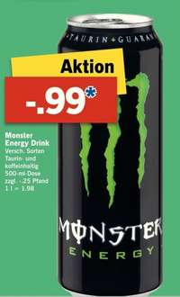 Monster Energy Drink LIDL ab 11.02.2016 (offline)
