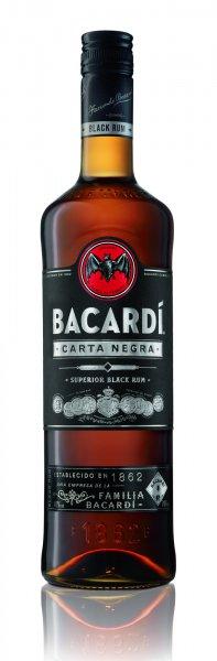 [AMAZON] Bacardi Carta Negra 0,7l