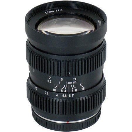 SLR Magic 12mm T1.6 Hyperprime Cine Lens für 400,67€ bei foto-walser.de