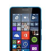 Microsoft Lumia 640 Dual-SIM LTE Smartphone (12,7 cm (5 Zoll) HD-IPS-Display, 1,2 GHz-Quad-Core-Prozessor, 8 Megapixel-Kamera, 2500 mAh Akku, 3G & 4G LTE, Dual-SIM, Windows Phone 8.1) schwarz für 153,99 € @ Amazon.de