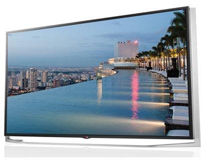 LG 84UB980V 213 cm (84 Zoll) 4K Ultra HD 3D LED-TV, UHD, 1300 Hz, für 4089€ statt 6006€ @ITboost