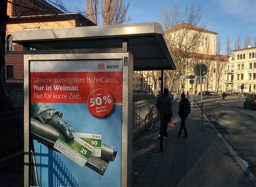 Bahncard 25% u. 50% zum halben Preis