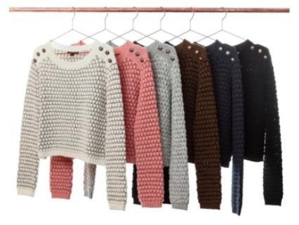 [Tally Weijl] 3 für 2 auf bis zu 70% reduzierte Artikel im Sale, z.B. 3 Grobstrick Pullover für 13,98€ statt 20€