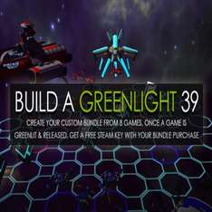 [STEAM?] Build a Greenlight Bundle 39 @ Groupees