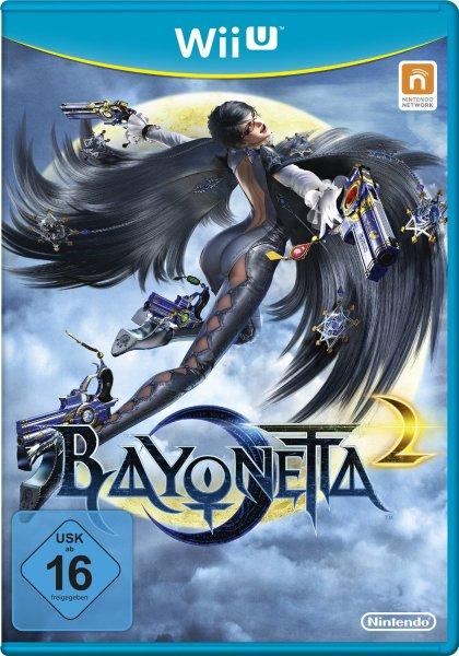 Bayonetta 2 Wii U für 10€ im Saturn Giessen