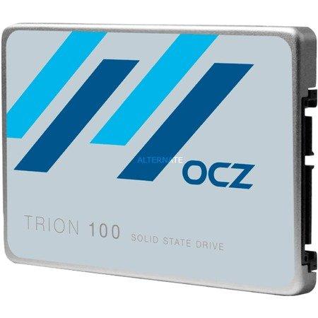 "OCZ SSD 2,5"" SATA 960 GB ""TRN100-25SAT3-960G""  (14,4GB SLC-Cache), inklusive Shield-Plus-Garantie für 204,85 € statt 236,85 €, @ZackZack"