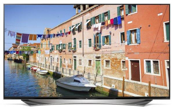 [Amazon] LG 65UF8609 164 cm (65 Zoll) Fernseher (Ultra HD, Triple Tuner, 3D, Smart TV) [Energieklasse A+]