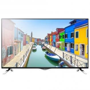 LG 49UF6909 123 cm (49 Zoll) Fernseher (Ultra HD)  + 6 Monate Netflix in 4k