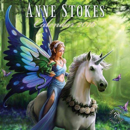 Anne Stokes Fantasy Kalender 2016 3,88 EUR