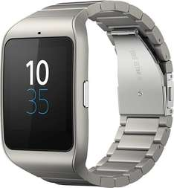 Sony SmartWatch 3 Edelstahl für 194€ @ Saturn - Smartwatch mit GPS