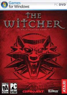 [Steam] The Witcher Director's Cut & The Witcher 2: Assassins of Kings Enhanced Editions
