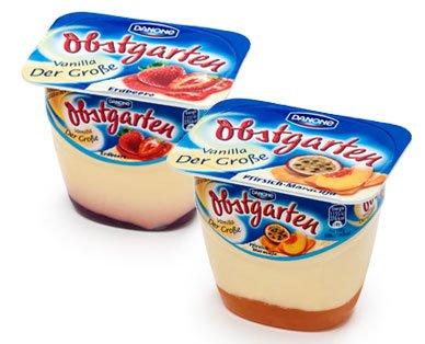 [Reebate-App] 2x 0,25 Euro für Joghurt oder: 2x Obsgarten kostenlos im Netto Markendiscount