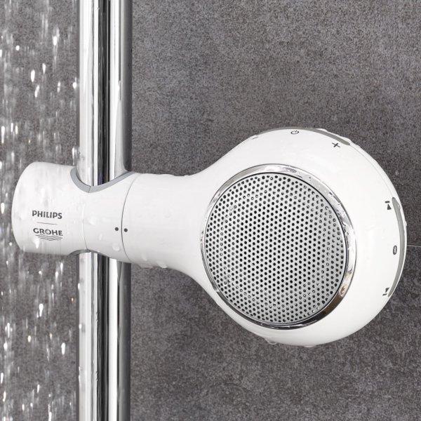 [Globus-Baumarkt offline]Grohe Aquatunes Dusch-Lautsprecher