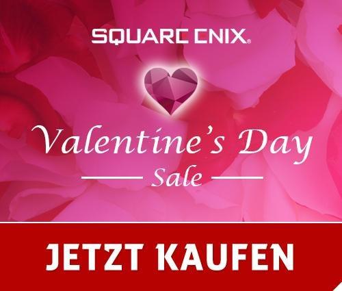 Square Enix: Valentins-Sale mit Tomb Raider, Hitman, Life is Strange usw....
