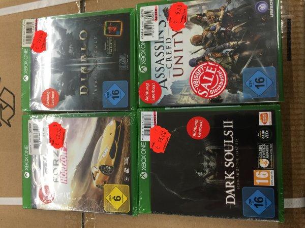 [Real Do-Kley] XBoxOne: Forza Horizon 2/Diablo Reaper...(auchPS4)/Dark Souls2 je 15€ u.a.