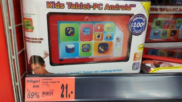 Lexibook Tablet Master 2 @Kaufland 21€ (Lokal?)