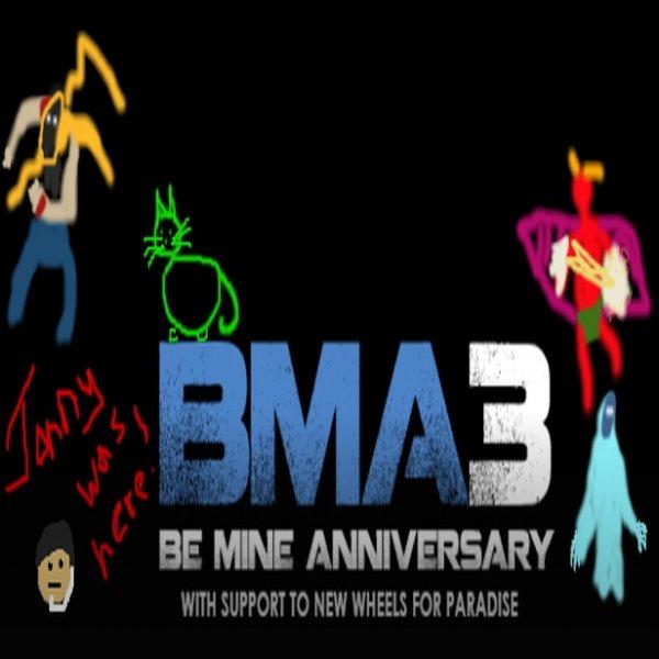 [STEAM] Be Mine Anniversary 3 Bundle @ Groupees