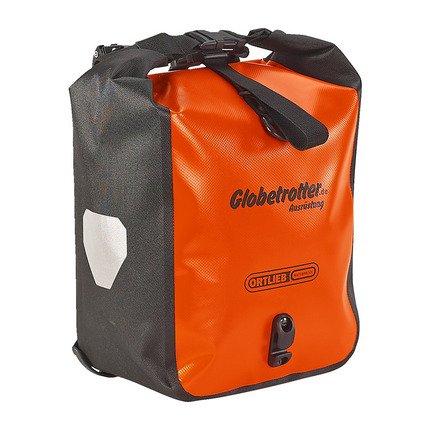 Ortlieb Front-Roller Orange Line (mit Globetrotter Schriftzug) als Angebot des Tages für 59,95€