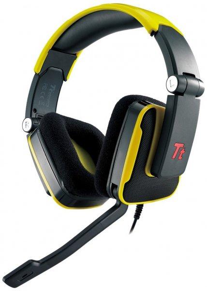 Thermaltake Esports Headset shock gelb *wie neu*