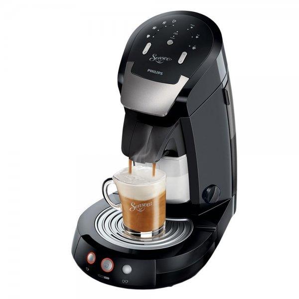 (ebay) Philips HD 7854/60 Senseo Latte Select, Senseo-Maschine, schwarz für 129€
