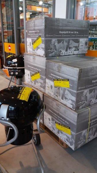 Rösle Kugelgrills schwarz --> lokal @Hornbach HD 50% Ersparnis für 150 Euro, bzw. 300 Euro