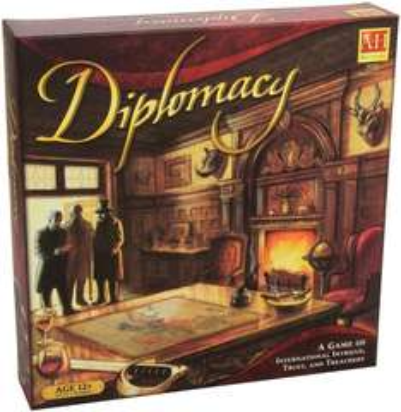Diplomacy (Brettspiel, Gesellschaftsspiel, Thalia.de)