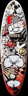 F2 Rodeo Freestyleboard (2014) für 703,-€ (idealo 879,-) (und andere F2 Surfboards/Snowboards)