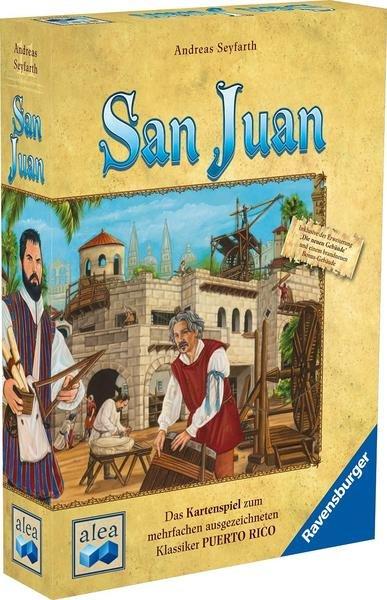 San Juan (Brettspiel, Gesellschaftsspiel, Thalia.de)