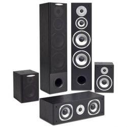 Quadral QUINTAS 5000 II 5.0 Surround-System für 99,90 - 1x verfügbar nehme ich an