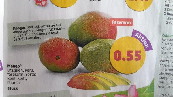 [Penny - offline] Mango für 0,55 Euro pro Stück