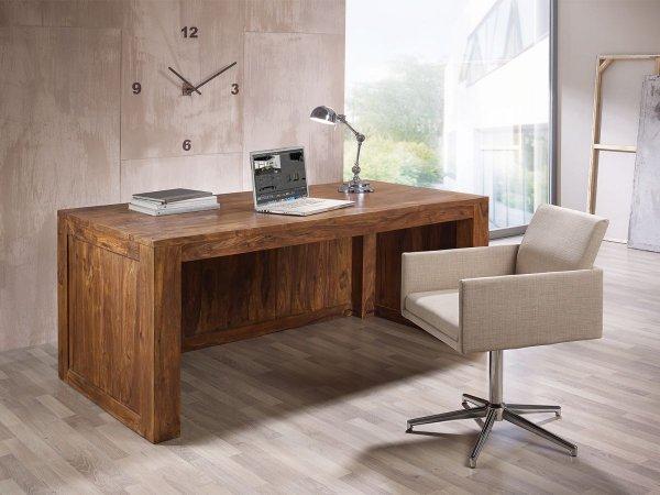 EBAY: Massiver Schreibtisch 180x90 in Palisanderholz (Massivum)