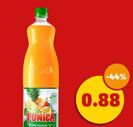 [Penny] Punica - verschiedene Sorten für jeweils 88ct/1,5l