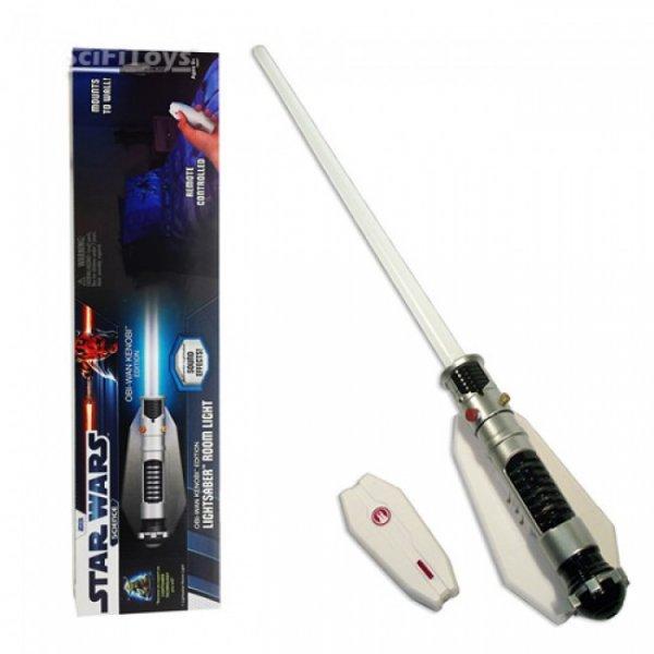 (Amazon Plus) Star Wars Lichtschwert-Lampe Darth Vader ODER Luke Skywalker 53 x 15 x 6,4 cm IDEALO 35€