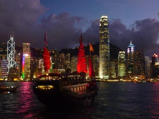 [Mai-Juni] Hongkong: Hin- und Rückflug schon ab 311 € mit Xiamen Airlines ab Amsterdam