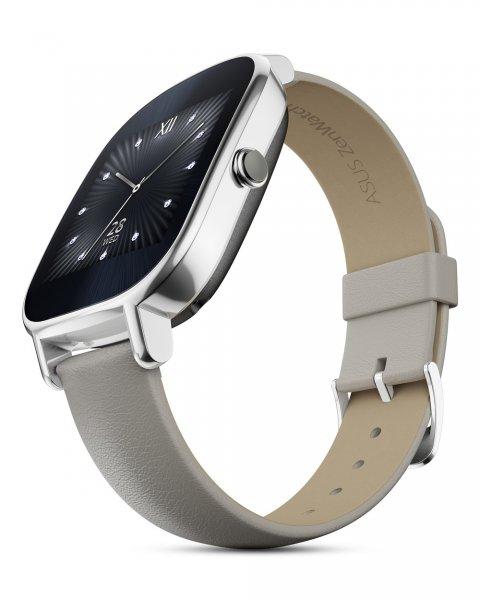 [Valmano] Asus Zenwatch 2 Smartwatch mit Lederarmband (Android & iOS) für 143,65€