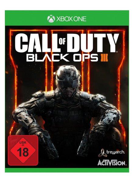 [buecher.de] XBOX ONE - Call of Duty Black Ops 3 für 34,99 € - Versandkostenfrei -