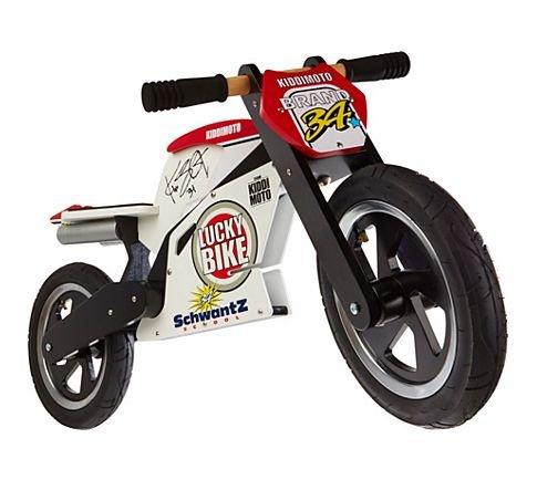 [Plus.de] Kiddimoto Kevin Superbike Kinderlaufrad für 116,96€ statt PVG 173,98€