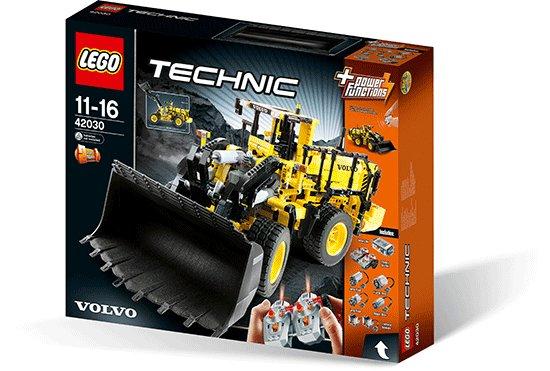 (Kaufhof Galleria) - LEGO Technic Volvo L350F Radlader 42030 -10% NL Gutschein / PayBack mgl.