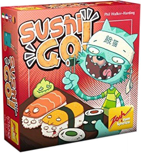 Sushi Go (Brettspiel, Gesellschaftsspiel, Thalia.de)