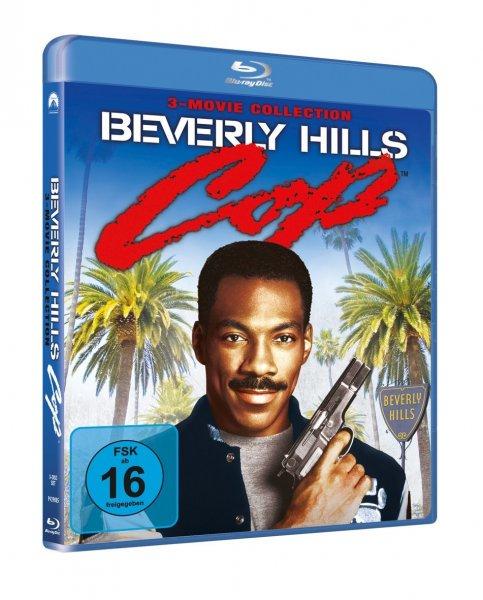 [Amazon Prime] Beverly Hills Cop 1-3 (Bluray) für 16,97€