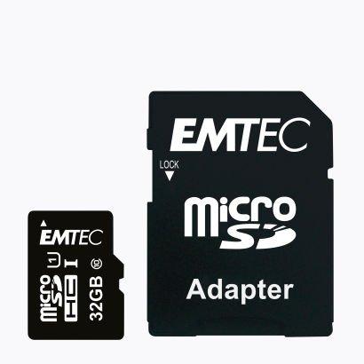Aldi Nord: 32 GB microSDHC-Speicherkarte ab 25.02. für 7,99 €