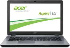 [Amazon Warehouse Deals] Acer Aspire E5-771G-55Z2, 43,9 cm (17,3 Zoll HD+) Notebook (Intel Core i5-5200U, 2,7GHz, 8GB RAM, 500GB HDD, Nvidia GeForce 840M, DVD, Win 8.1) silber