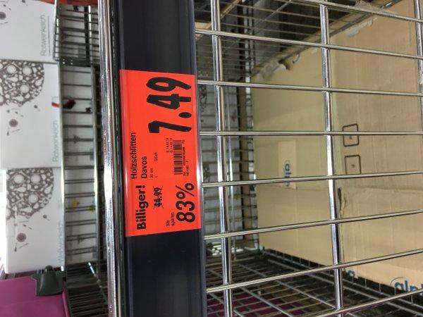 Davos Schlitten Lokal kaufland Heilbronn 7,49€