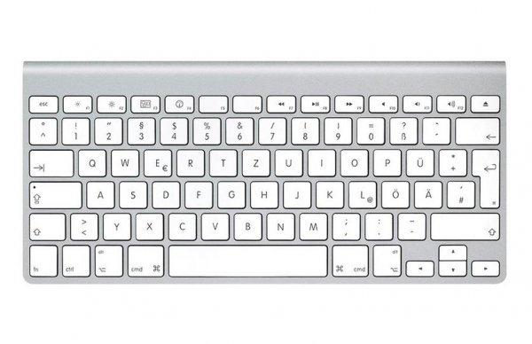 Apple Kabellose Tastatur für 49,98€ bei Gravis.de