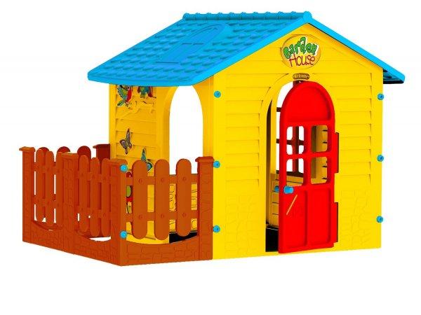 Amazon: Spielhaus Kinderspielhaus Villa mit Terrasse XXL @ 148 Euro inkl. Versand