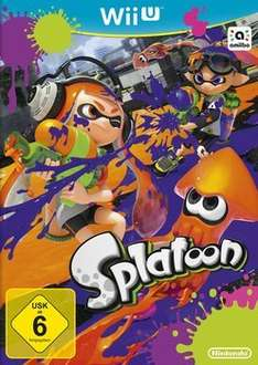 [amazon.co.uk]  Splatoon Standard Edition - [Wii U]