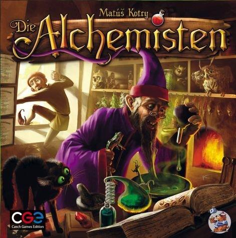 [Bücher.de] Die Alchemisten (Brettspiel)